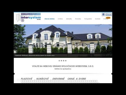 www.intersystem.sk