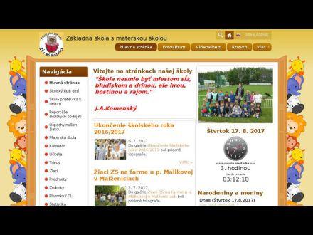 zsmalzenice.edupage.sk