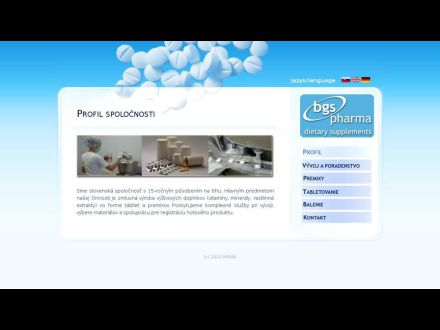 www.bgspharma.sk