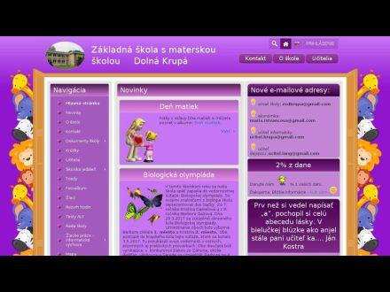 www.zsdkrupa.edupage.org