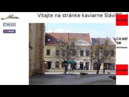 www.slavia-kaviaren.szm.sk