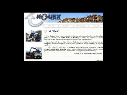 www.kouex.sk
