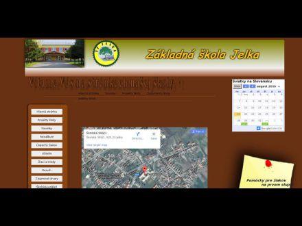 www.zsjelka.edu.sk