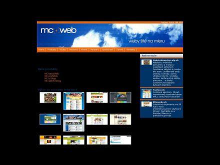 www.mcweb.sk