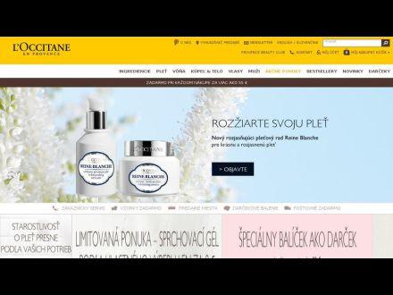 www.loccitane.sk