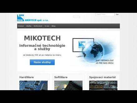 www.mikotech.sk