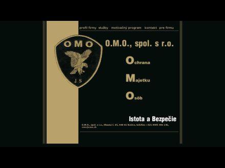 www.omo.sk