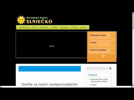 www.msbitunkova.sk