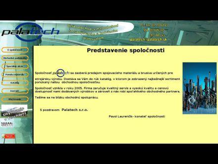www.palatech.sk