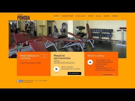 www.fitnesspohoda.sk