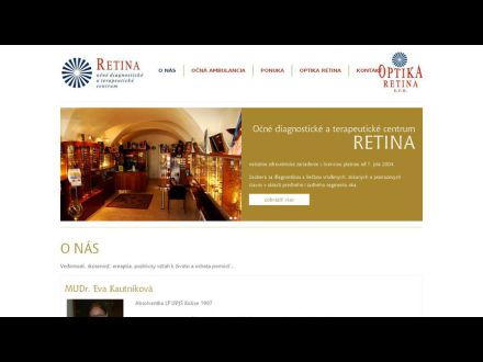 www.retina.sk