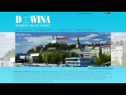 www.dowina.sk