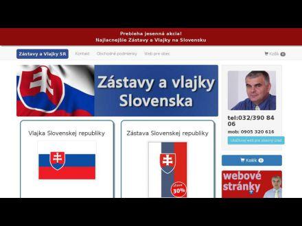 www.zastavy-vlajky.sk