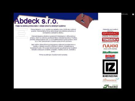 www.abdeck.szm.sk