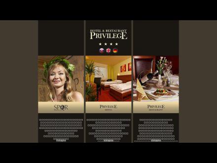 www.privilege.sk