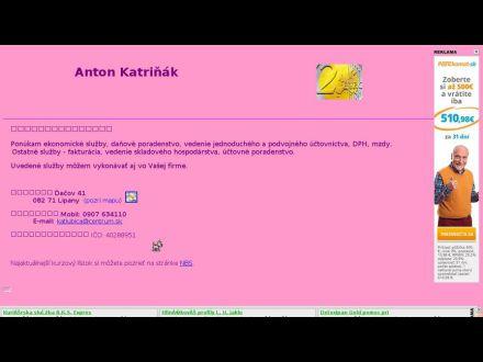 www.tonokatrinak.szm.sk