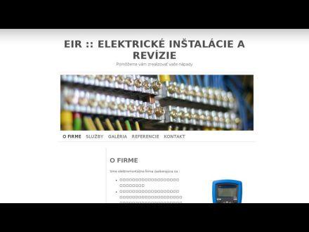www.eir.sk