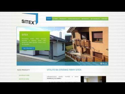 www.sitex.sk