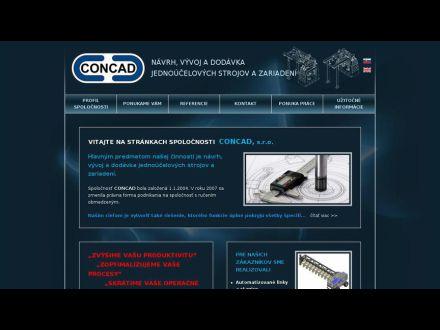 www.concad.sk