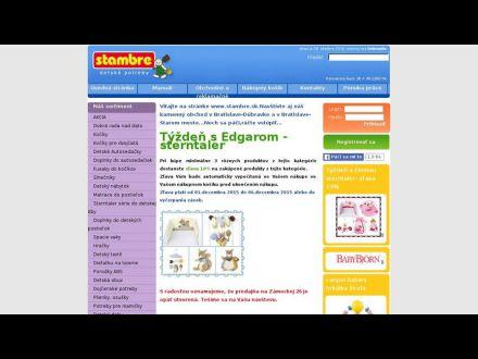 www.stambre.sk