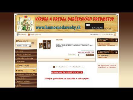 www.humornedarceky.sk