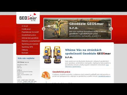 www.geosmar.cz