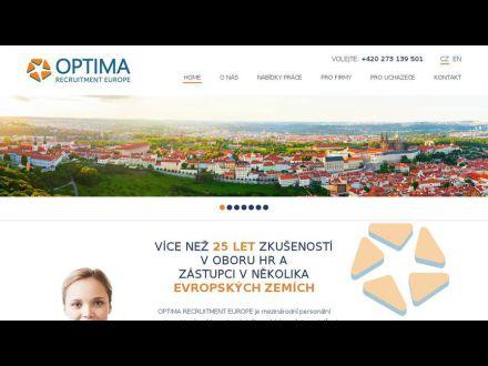 www.optima-recruit.cz