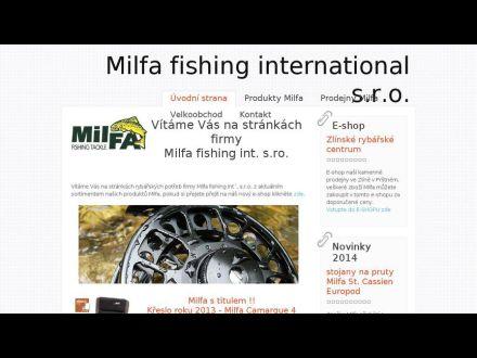 www.milfa.cz