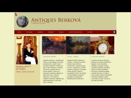 www.antiquesberkova.cz
