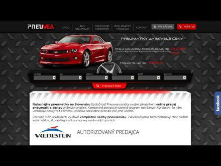 www.pneuvea.sk