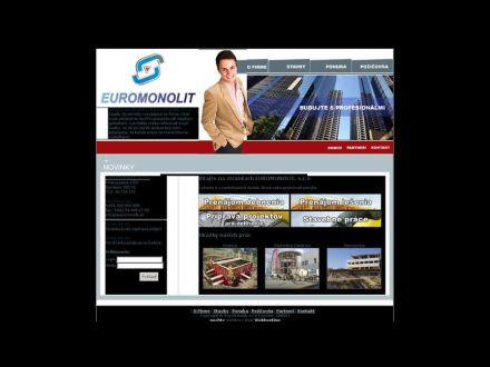www.euromonolit.sk