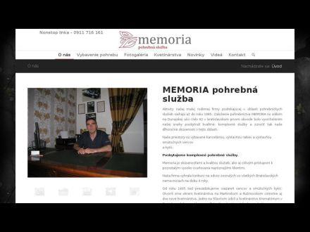 www.memoriaps.sk
