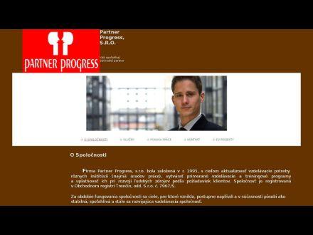 www.partnerprogress.sk