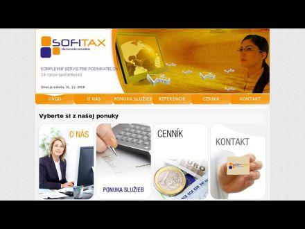 www.sofitax.sk