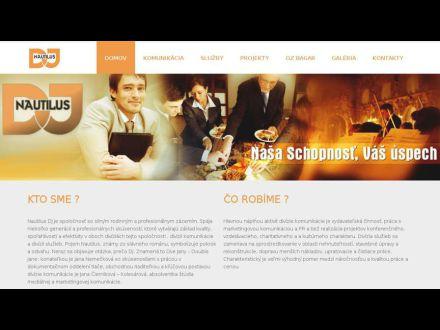 www.nautilusdj.sk