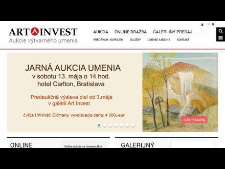 www.artinvest.sk