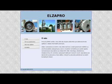 www.elzapro.sk