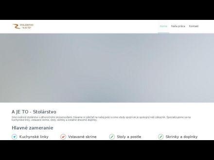 www.stolarstvoajeto.sk