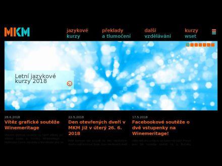 www.mkm.cz