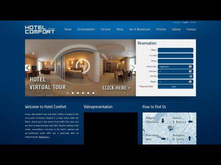 www.hotelcomfort.sk