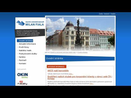 www.reality-fiala.cz
