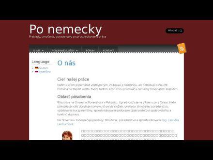 www.ponemecky.com