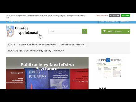 www.psychoprof.sk