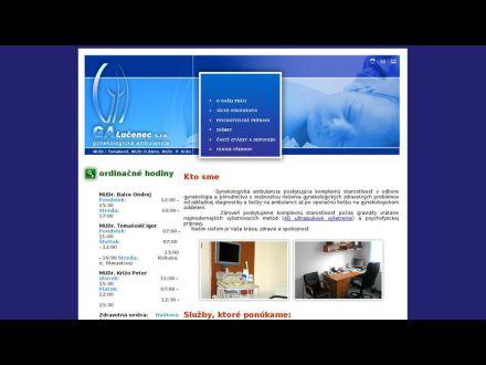www.galucenec.sk