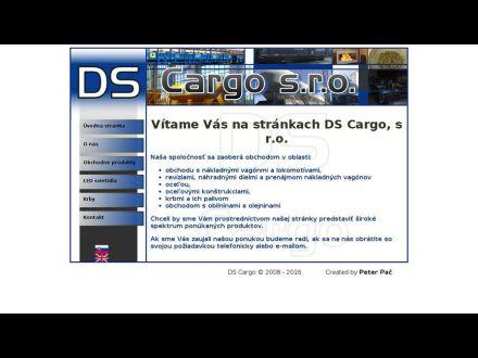 www.dscargo.sk