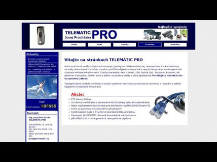 www.telematic.sk