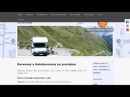 www.ok-karavany.sk