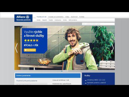 www.allianzsp.sk