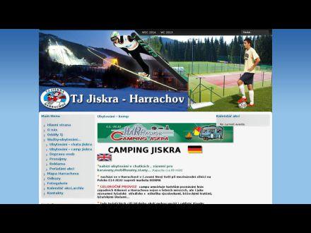 www.camp.harrachov.cz
