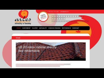 www.arles.sk